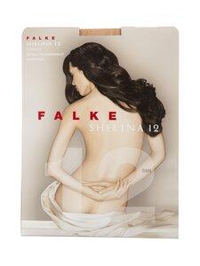 Falke - Shelina 12 den -sukkahousut - POWDER (VAALEANRUSKEA) | Stockmann