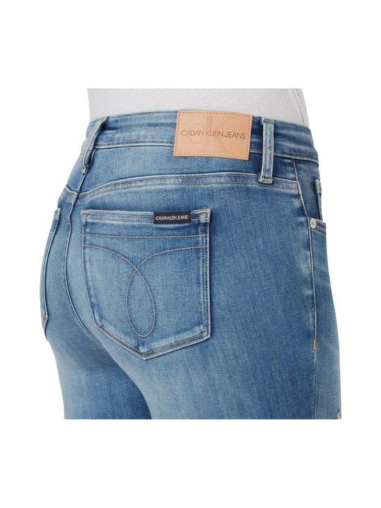 Calvin Klein Jeans - Super Skinny Ankle -farkut - 1AA AB039 LIGHT BLUE DSTR RIVET | Stockmann - photo 5