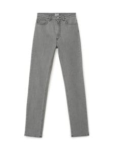 Totême - New Standard Denim -farkut - GREY WASH 300 | Stockmann