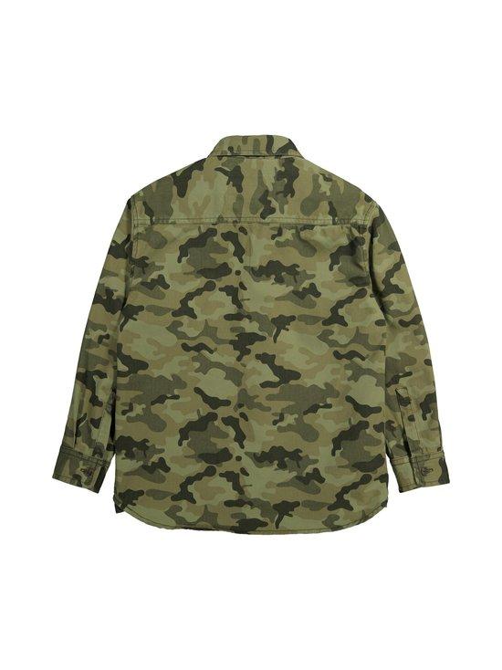 Cube Co - Mark Overshirt -paita - CAMO AOP | Stockmann - photo 2