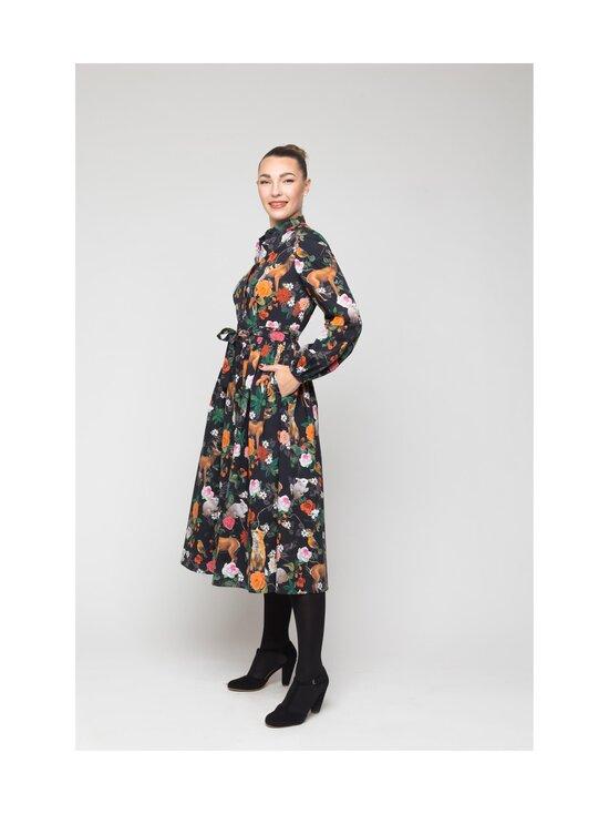 Camilla Thulin - Sprira dress -puuvillamekko - PARK SVART   Stockmann - photo 3