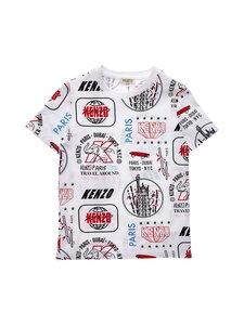 KENZO KIDS - T-paita - 103 WHITE | Stockmann