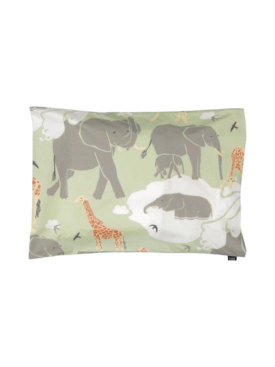 Safari- lasten tyynyliina 40 x 60 cm