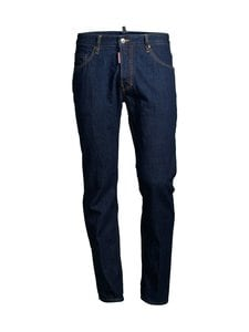 Dsquared - Clean Dark Wash Skater Jeans -farkut - 470 BLUE | Stockmann