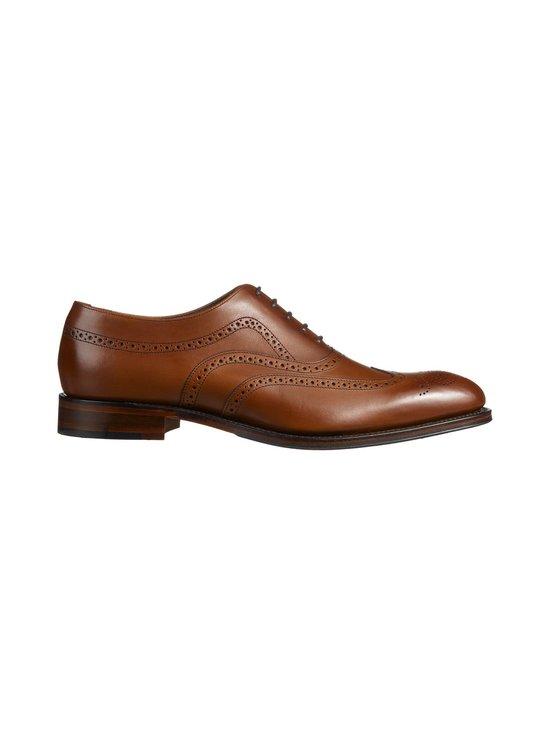 Loake - Heston-kengät - MAHOGANY (RUSKEA)   Stockmann - photo 1