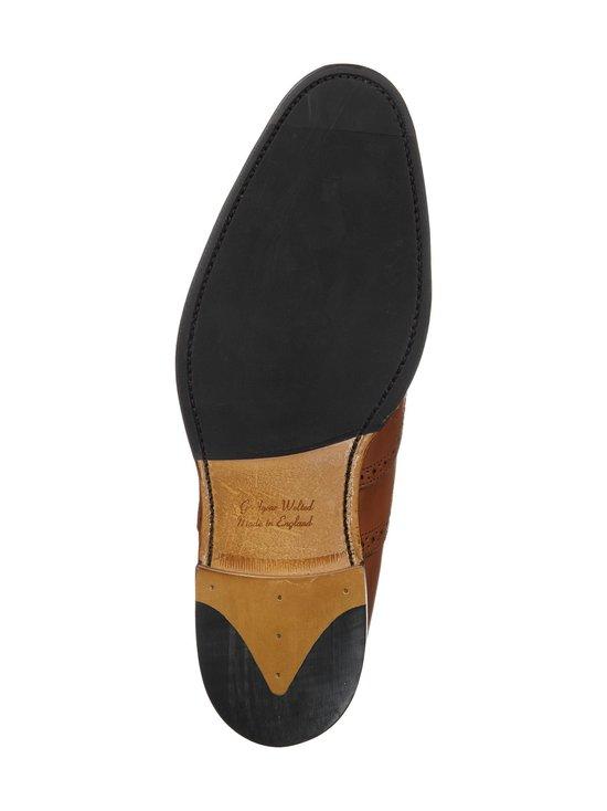 Loake - Heston-kengät - MAHOGANY (RUSKEA)   Stockmann - photo 3