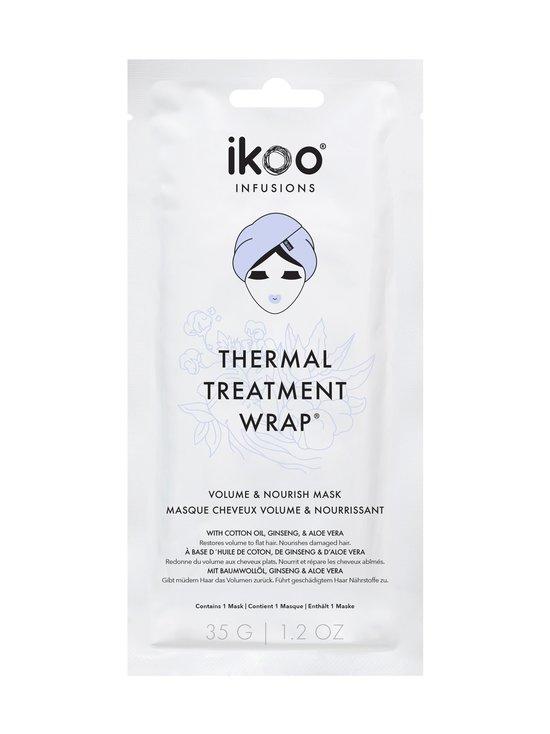 Ikoo - Thermal Treatment Wrap Volume & Nourish -huppuhiusnaamio - NOCOL | Stockmann - photo 1