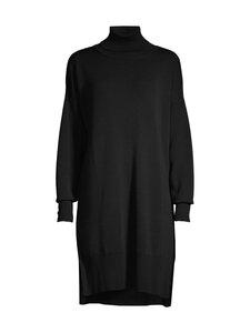 R-Collection - Saana Knit Dress -mekko - BLACK | Stockmann