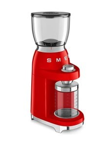 Smeg - Kahvimylly - RED | Stockmann