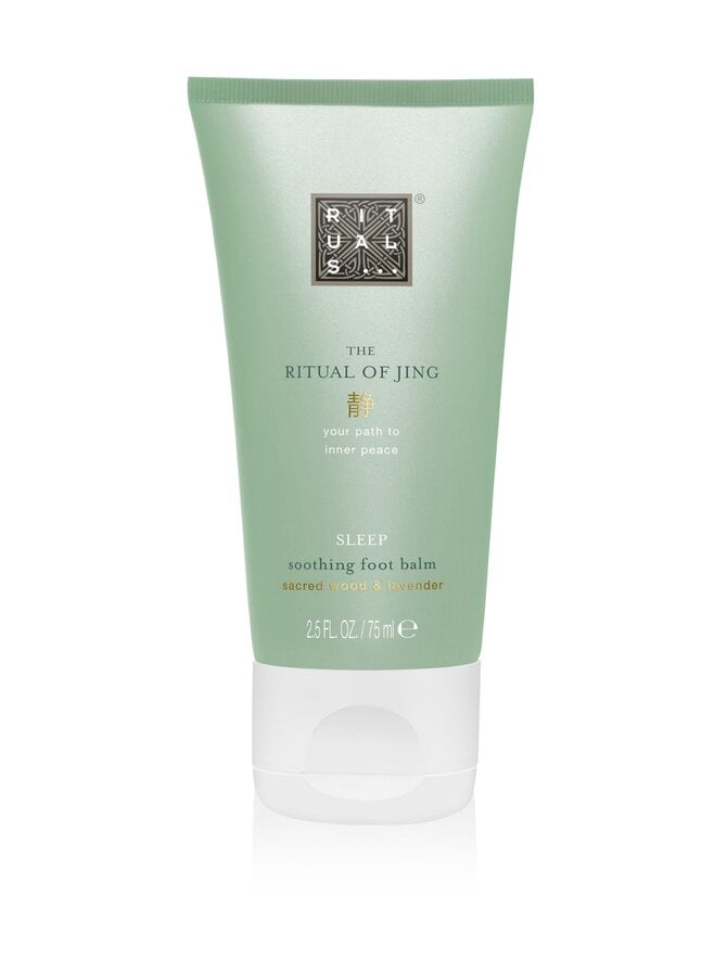 The Ritual of Jing Foot Balm -jalkavoide 75 ml