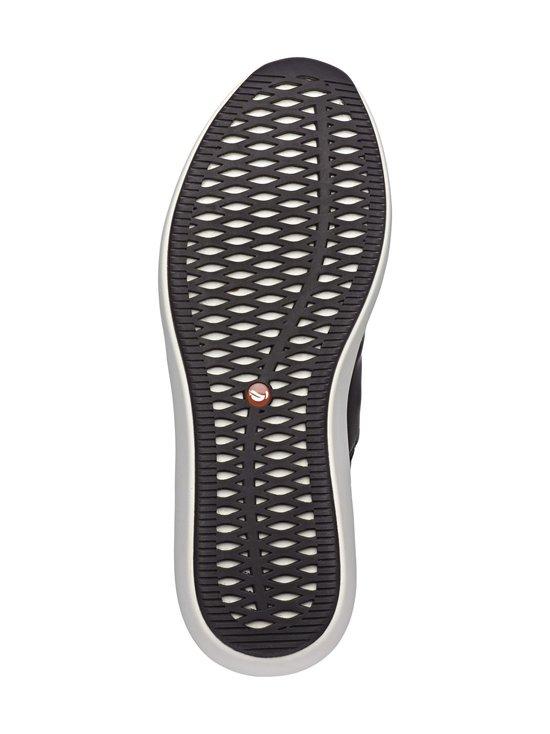 Clarks - Un Rio Lace -nahkasneakerit - BLACK | Stockmann - photo 3