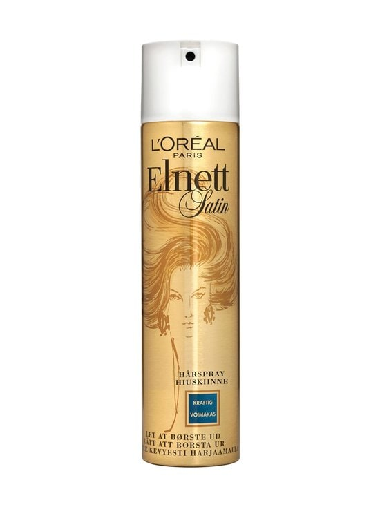 L'Oréal Paris - Elnett Satin -hiuskiinne 250 ml - null   Stockmann - photo 1