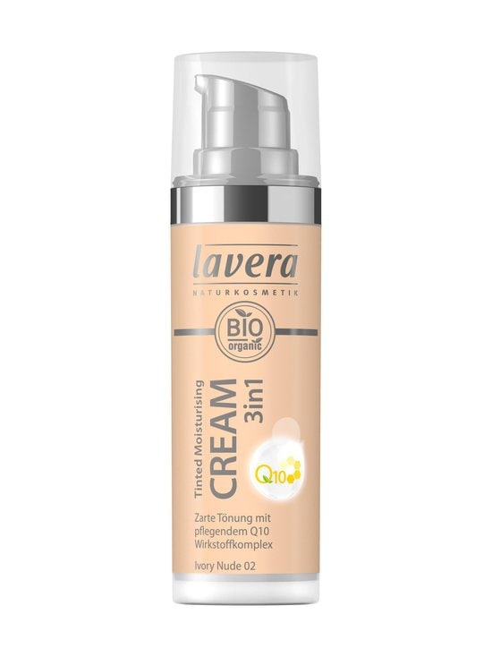 Lavera - Trend Sensitiv Tinted Moisture Cream Q10 3in1 -sävyttävä päivävoide 30 ml - 02 IVORY NUDE   Stockmann - photo 1
