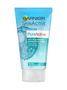 Garnier - Pure Active Anti-Blackheads Exlofiating Scrub -kasvokuorinta 150 ml - null | Stockmann