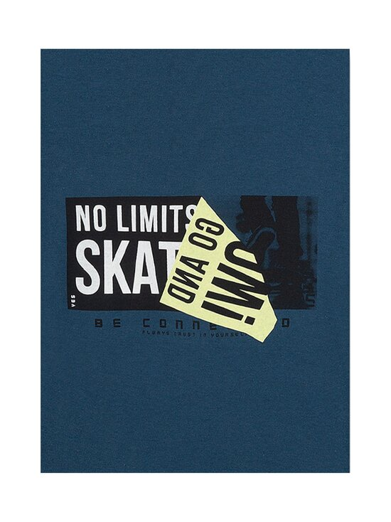 Sanetta - Skate-pyjama - 50333 BLUE TEAL | Stockmann - photo 3