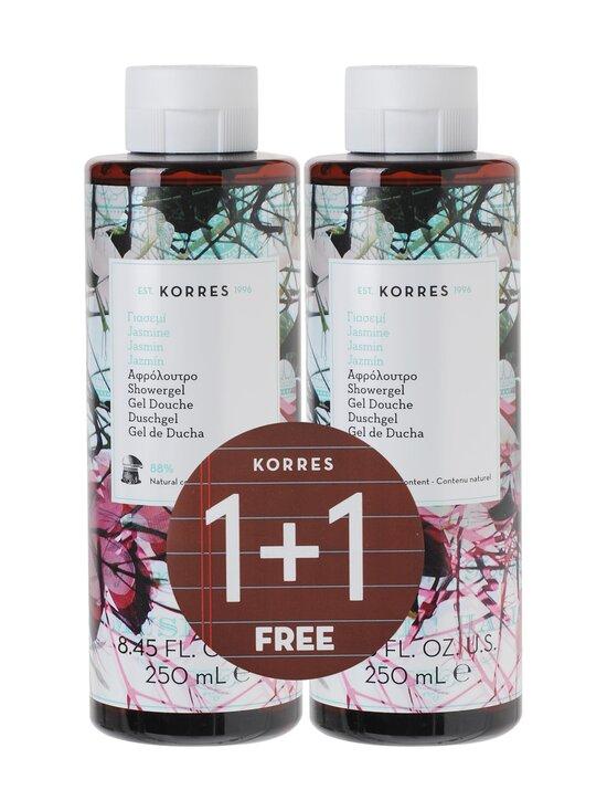 Korres - Jasmine-suihkugeeli 2 x 250 ml | Stockmann - photo 1