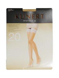 Kunert - Mystique-stay-up-sukat 20 den - CASHMERE | Stockmann