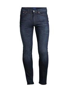 GANT - Maxen Active-Recover Jeans -farkut - 961 DARK BLUE WORN IN | Stockmann