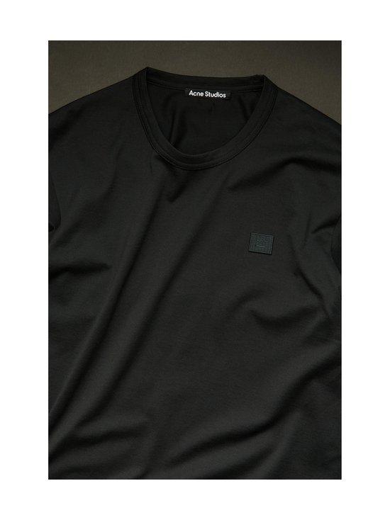 Acne Studios - Nash Face T-Shirt -paita - 900 BLACK | Stockmann - photo 4