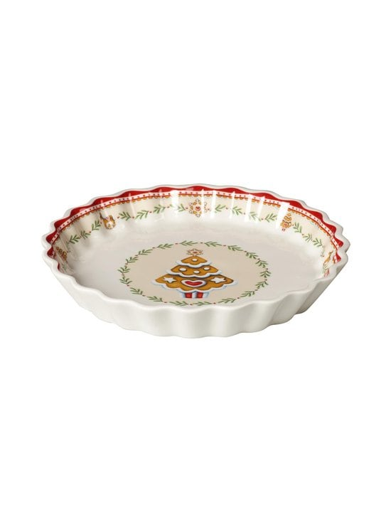 Winter Bakery Delight Snack Plate -lautanen 22 cm