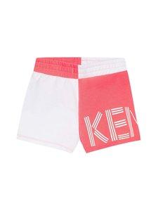 KENZO KIDS - Logo-shortsit - 01 OPTIC WHITE | Stockmann