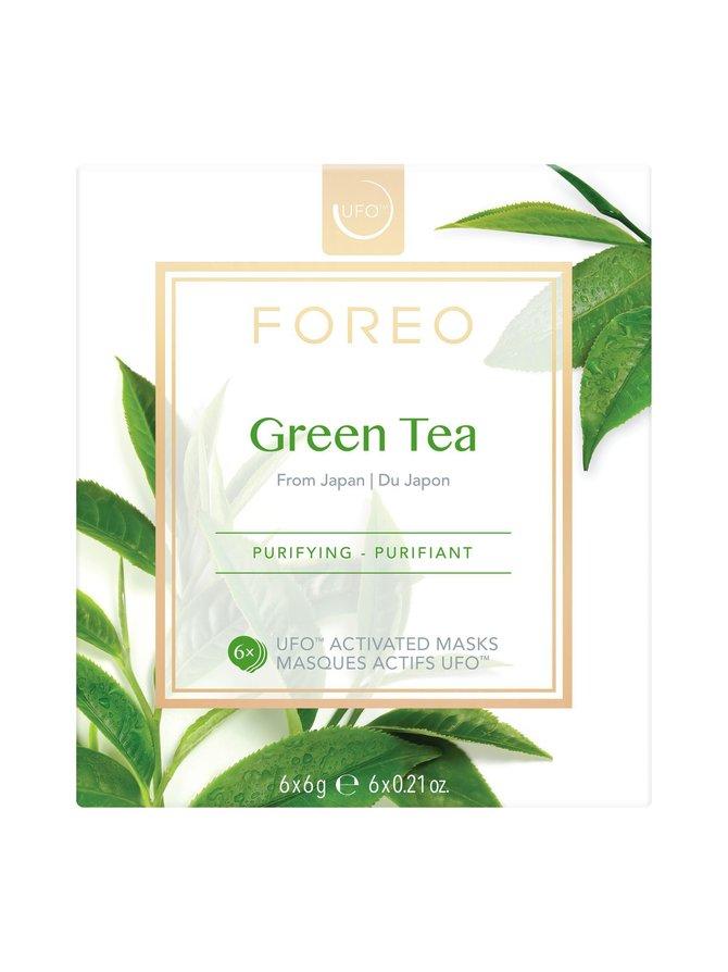 UFO Mask Green Tea -kasvonaamio