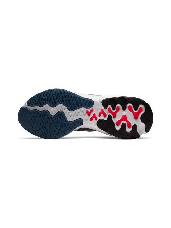 Nike - Renew Run -juoksukengät - 401 OBSIDIAN MIST/WHITE-BLACK-LASER CRIMSON | Stockmann - photo 3