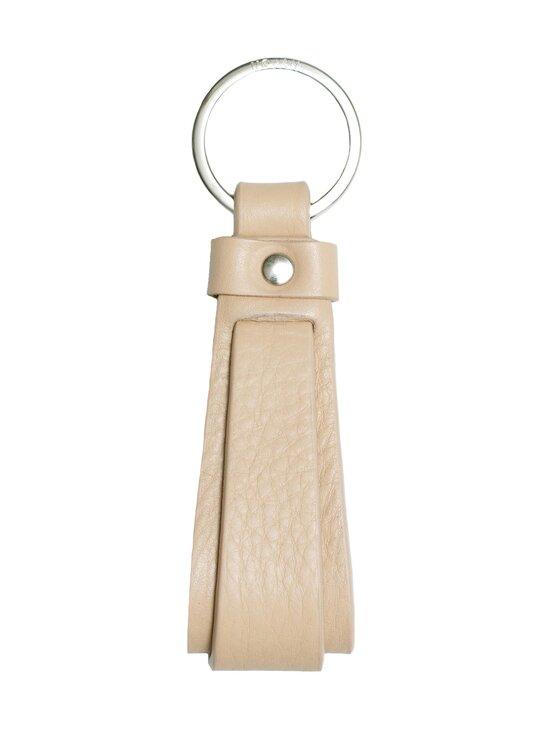 NO/AN - Nahkainen avaimenperä - NUDE | Stockmann - photo 1