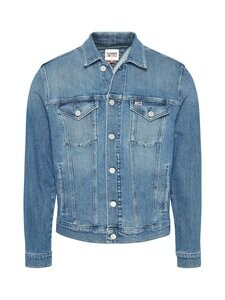 Tommy Jeans - Regular Trucker Jacket -farkkutakki - 1A5 LINCOLN MB COM | Stockmann