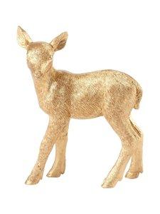 Villeroy & Boch - Christmas Toys 2019 Fawn -joulukoriste 12 cm - GOLD | Stockmann