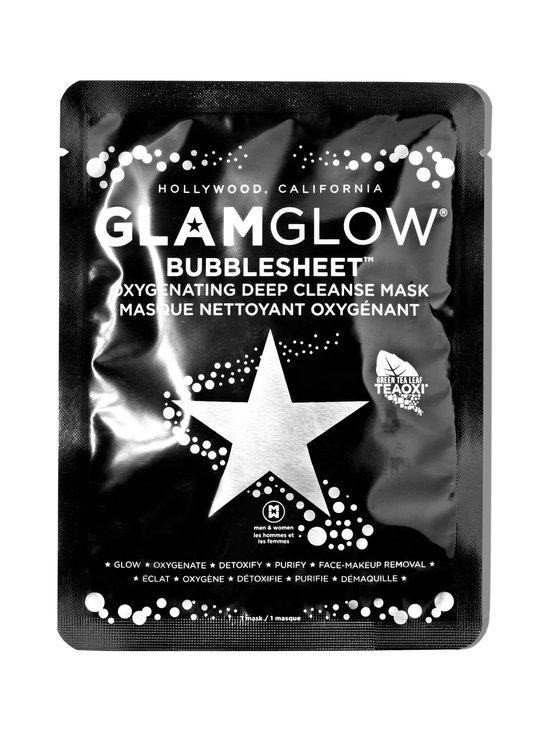 Glamglow - Bubblesheet™ Oxygenating Deep Cleanse -naamio - MUSTA   Stockmann - photo 2
