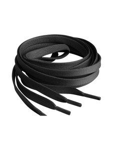 Springyard - Flat Wax 7.0 -kengännauhat - BLACK | Stockmann
