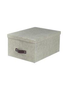 Bigso Box - Gustav-säilytyslaatikko - C55 LINEN | Stockmann