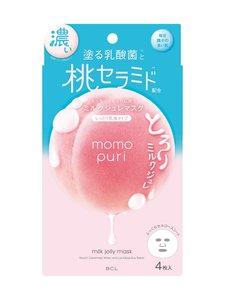 BCL - Momopuri Milk Jelly Sheet Mask -kangasnaamio 4 kpl - null | Stockmann