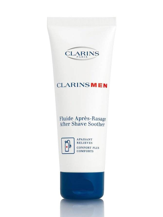 Clarins Men After Shave Soother -rauhoittava partabalsami 75 ml