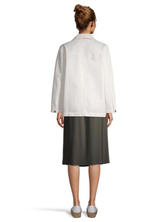 Wood Wood - Mary-Ann Denim Jacket -farkkutakki - 0005 OFF WHITE | Stockmann - photo 3