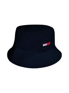 Tommy Jeans - TJW Flag Bucket Hat -hattu - C87 TWILIGHT NAVY | Stockmann