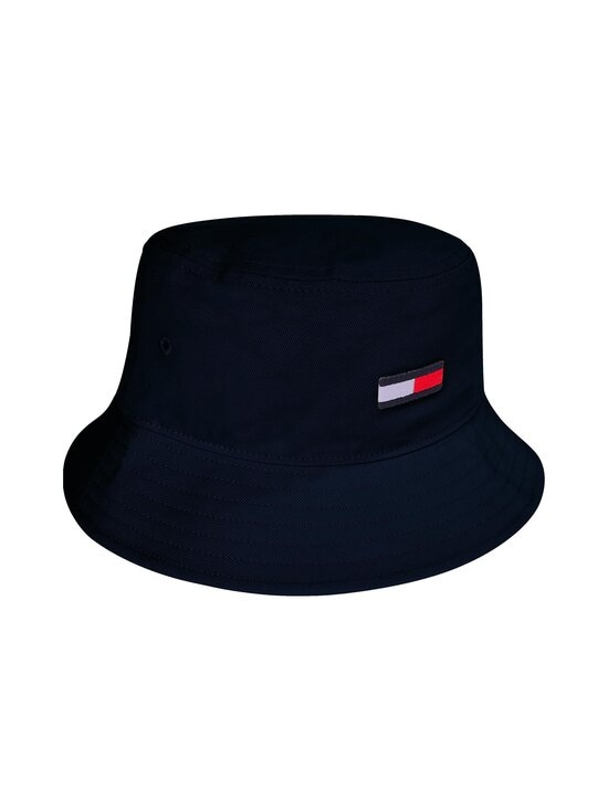 Tommy Jeans - TJW Flag Bucket Hat -hattu - C87 TWILIGHT NAVY | Stockmann - photo 1