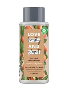 Love Beauty and Planet - Happy and Hydrated -shampoo 400 ml | Stockmann