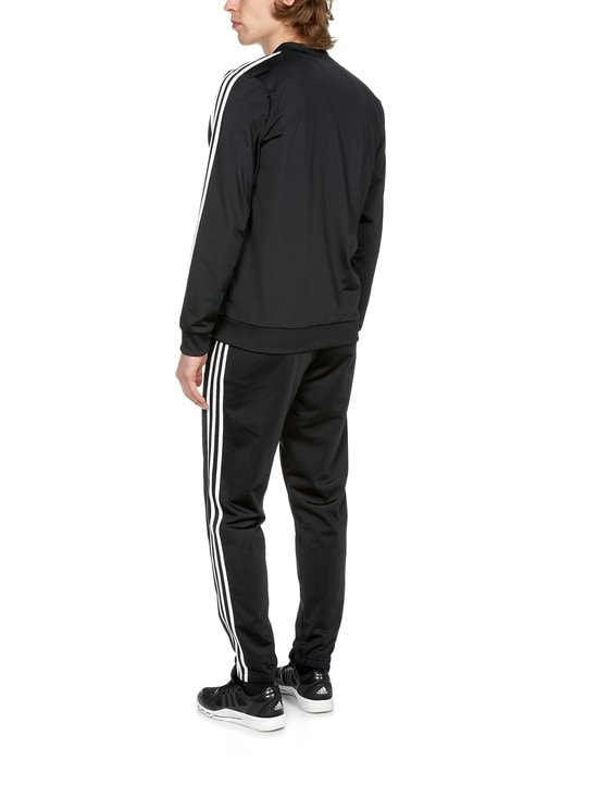 adidas Performance - 3-Stripes Track Suit -verryttelyasu - BLACK/BLAC BLACK/BLACK/WHITE | Stockmann - photo 2