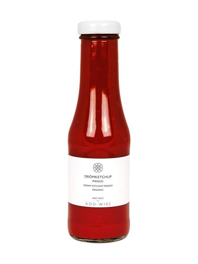 Drömketchup Mango -ketsuppi 250 ml