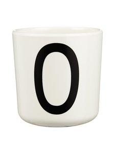 Design Letters - Kirjainmuki, O - VALKOINEN/MUSTA | Stockmann