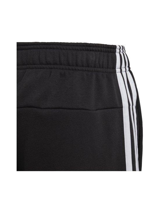 adidas Performance - Essentials 3-Stripes -collegehousut - BLACK/WHITE   Stockmann - photo 4