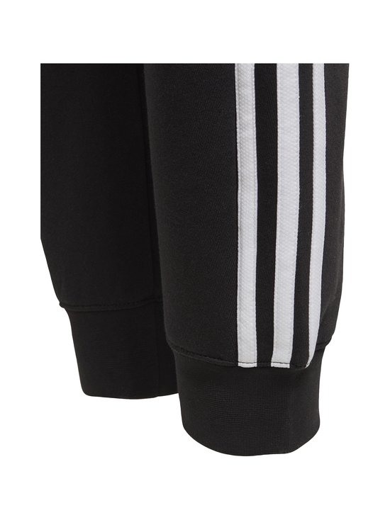 adidas Performance - Essentials 3-Stripes -collegehousut - BLACK/WHITE   Stockmann - photo 5
