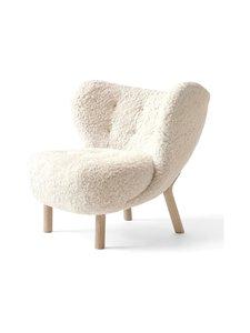 &tradition - Little Petra VB1 -tuoli - WHITE OILED OAK / IVORY | Stockmann
