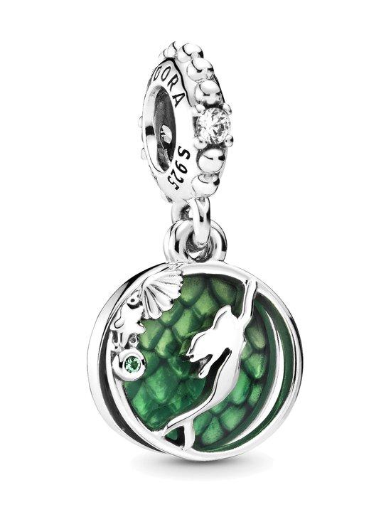 Pandora - Disney Ariel Sterling Silver Dangle -koru - MULTICOLOR | Stockmann - photo 1