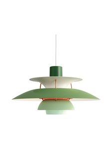 Louis Poulsen - PH 5 Classic -kattovalaisin 50 cm - HUES OF GREEN (VIHREÄ) | Stockmann