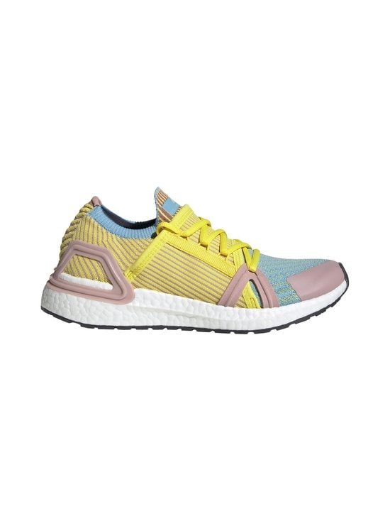 adidas by Stella McCartney - UltraBOOST 20 S -juoksukengät - DUSTY ROSE-SMC / FRESH LEMON / CLEAR BLUE | Stockmann - photo 1