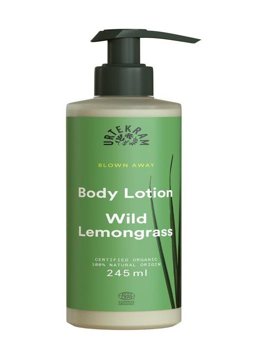 Urtekram - Wild Lemongrass Body Lotion -vartalovoide 245 ml - NOCOL | Stockmann - photo 1