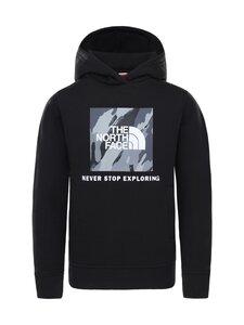 The North Face - Y New Box Crew Hoodie -huppari - JK31 TNF BLACK | Stockmann
